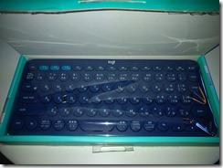 Logicool K380 Multi Device Bluetooth Keyboard